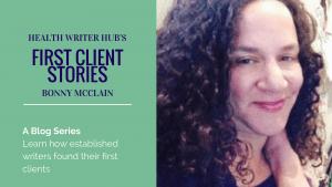 First client stories: Bonny McClain