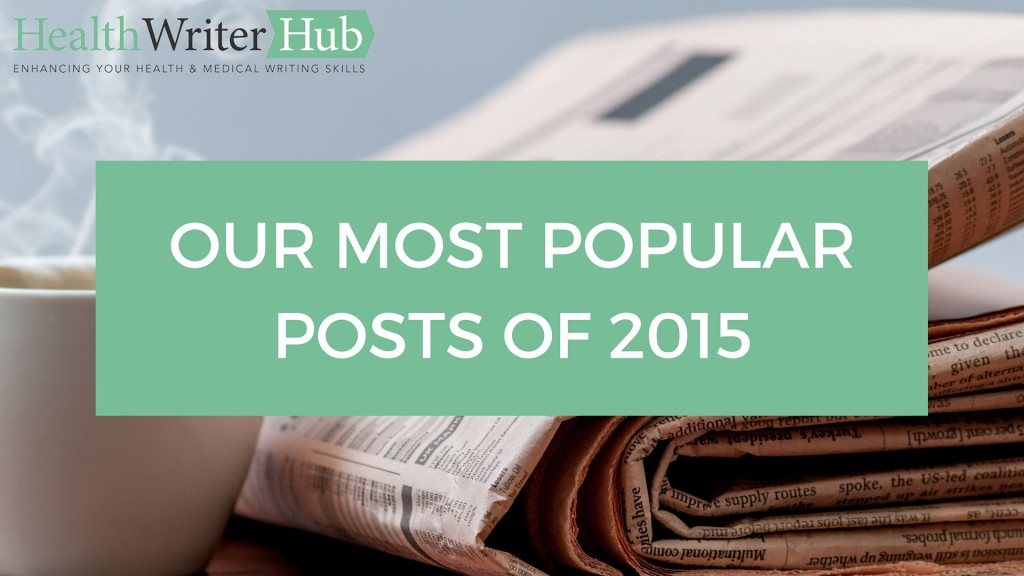 Our most popular posts of 2015