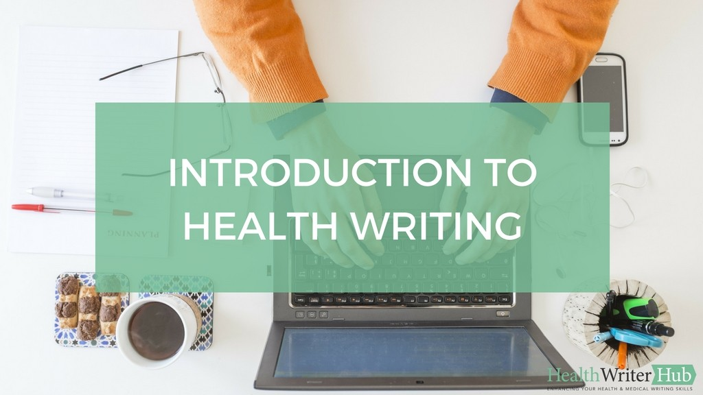online medical writing courses