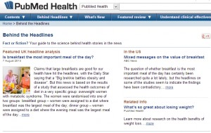 Reading health news: Behind the headlines