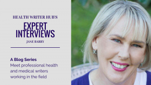 Meet Jane Barry, Parenting & Health Writer