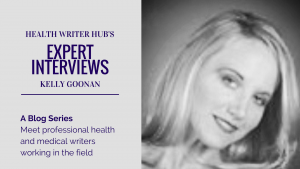 Meet Kelly L. Goonan, Freelance Medical Writer