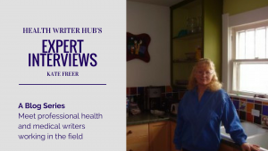 Meet Kate Freer, Alternative Medicine Writer