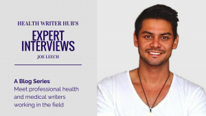 Joe Leech, Freelance Health Writer