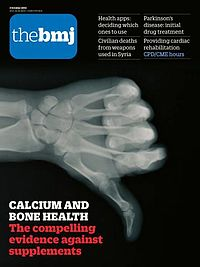 BMJ world's top medical journal