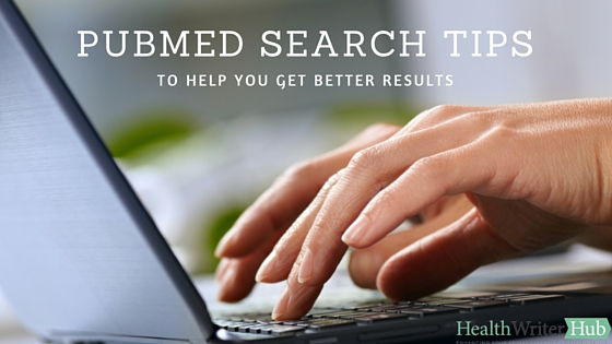 Pubmed search tips