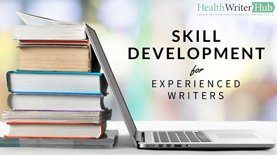 skill development for experienced writers