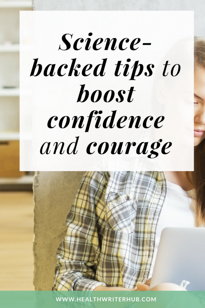 Science-backed tips to boost confidence and courage