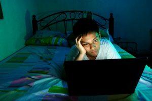 teen internet use