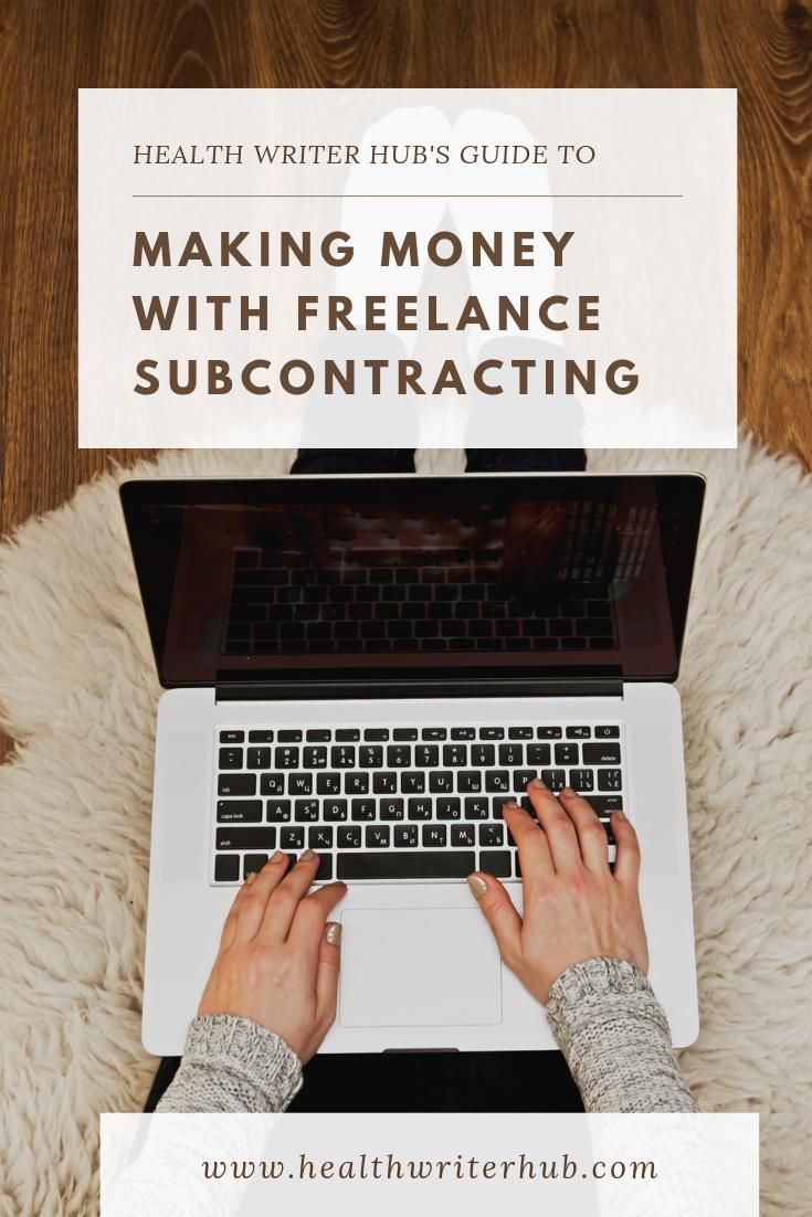 freelance subcontracting
