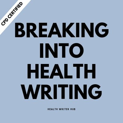 career in medical writing course
