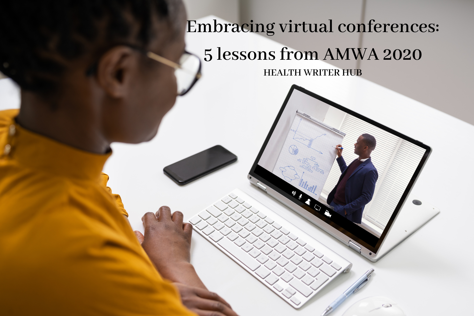 embracing virtual conferences