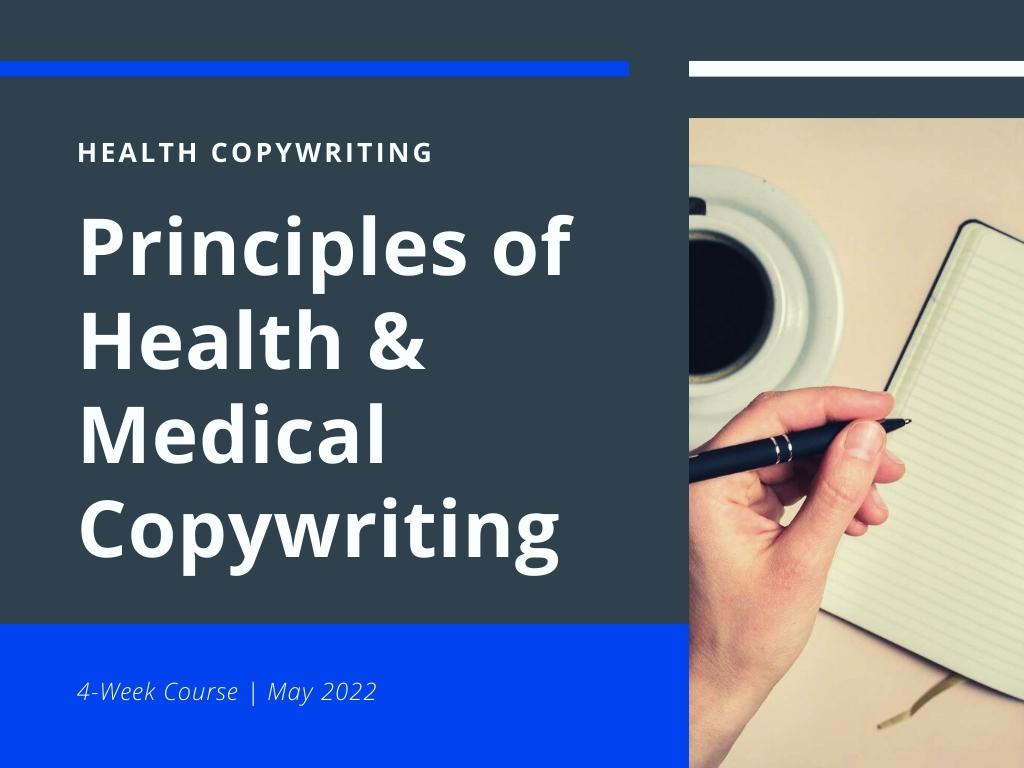 medical copywriting course